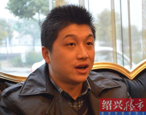 鹭鸣山庄营销副经理娄陈先生