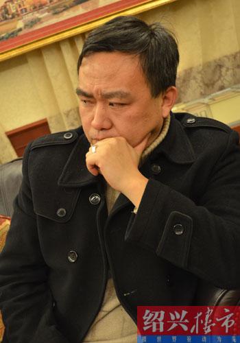 长业・运河首府营销总监黄海明先生