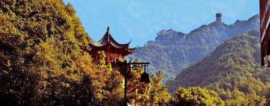 金溪园周边风景区——会稽山