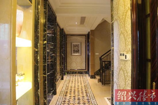 滨江金色蓝庭精装样板房1月5日盛世开放