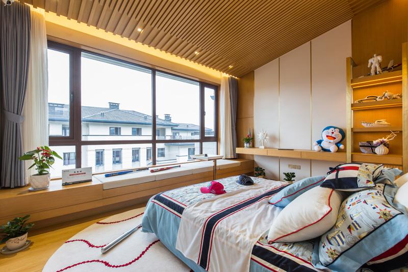排屋265�OS2户型四层卧室