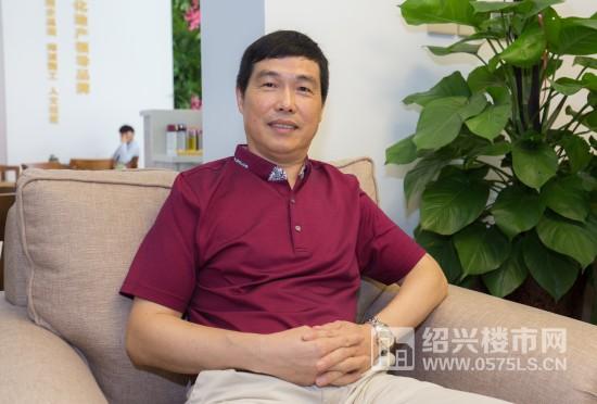 星尚悦湖项目总经理吴怀铃