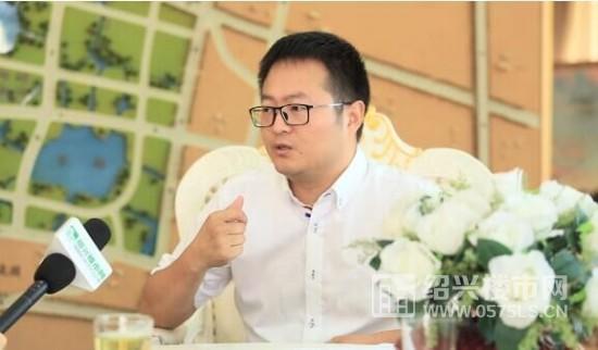 专访中冶梧桐园销售经理李长亮