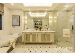 世茂天樾排屋样板房卫生间