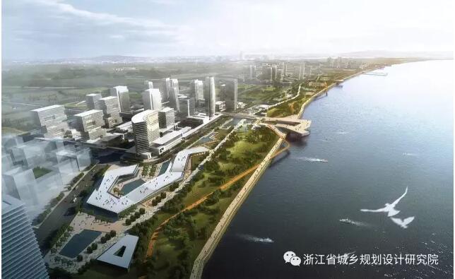 钱江新城2.0区块项目 规划