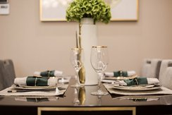 样板房106�O:餐厅