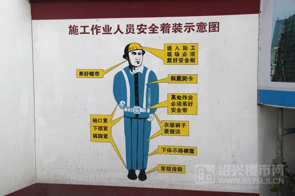 安全规范示意图