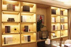 样板房建面约127�O书房