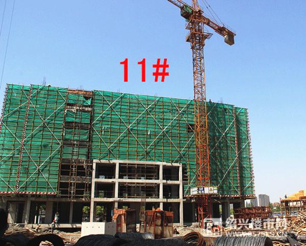恒宇锦园11#楼实景图