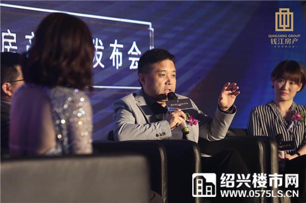 浙报传媒地产研究院院长丁建刚