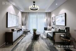 样板房90�O:客厅
