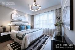 样板房 120�O:卧室