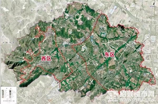 △华夏幸福产业新城区块示意图