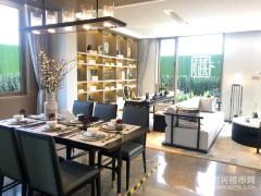 建面143㎡院墅餐客廳