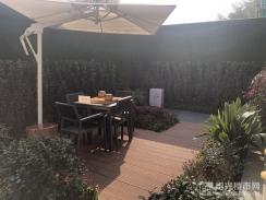样板房 院墅建面117�O花园