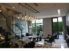 建面117㎡院墅餐客廳