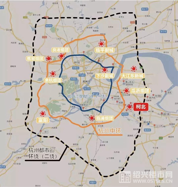 杭州都市圈 | 图片来源于网络