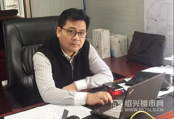 寶能城發集團浙江區域總經理 何漢軍