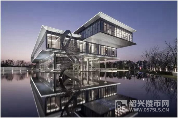 杭州·信達中心|杭州壹號院美學館實景圖