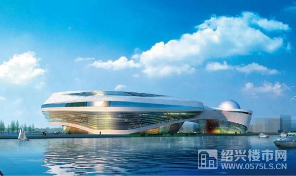 圖片來自于紹興城建論壇