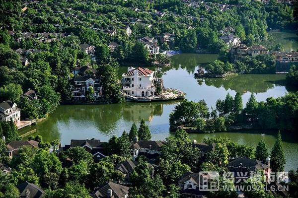 重庆・蓝湖郡实景图