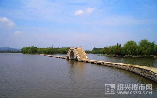 鉴湖风光(图片来源网络)