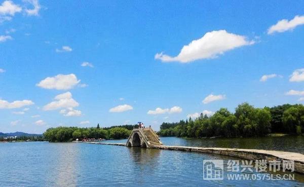 △鉴湖风光(图片来源网络)