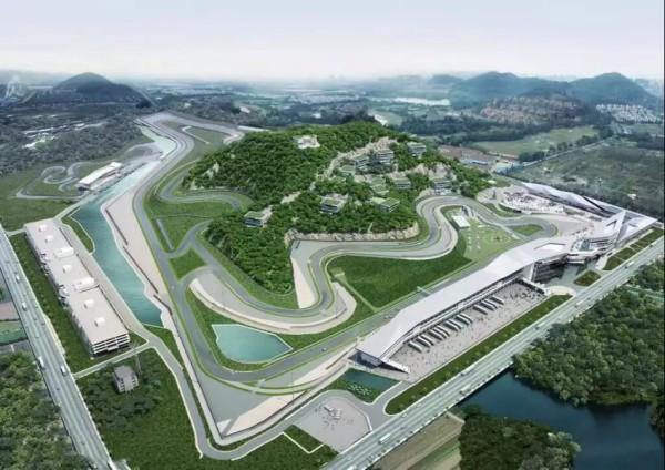 浙江国际赛车场(图片来自于网络)