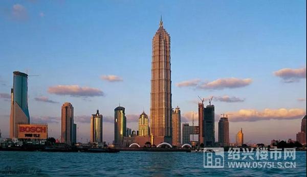 ◆上海金茂大厦实景图