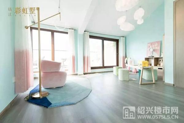 ◆钱江・彩虹墅样板间◆