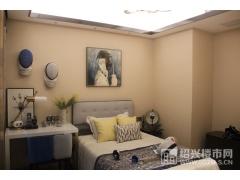 建面107㎡:臥室