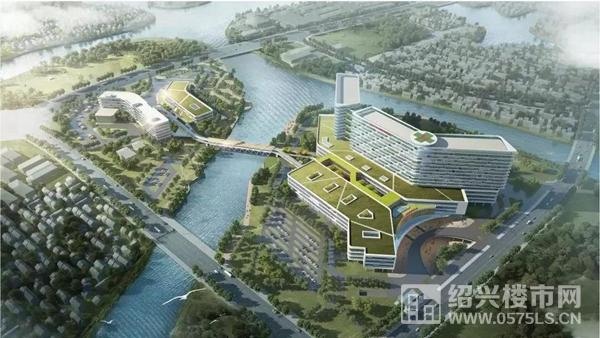 绍兴市人民?#30342;?#38236;湖新院规划图-图片来源于网络