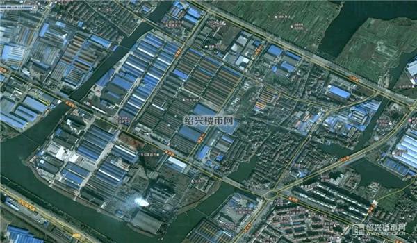 ▲2006年的华墟村