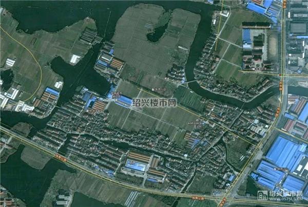 ▲2006年的湖门村