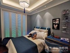 建面160㎡:臥室