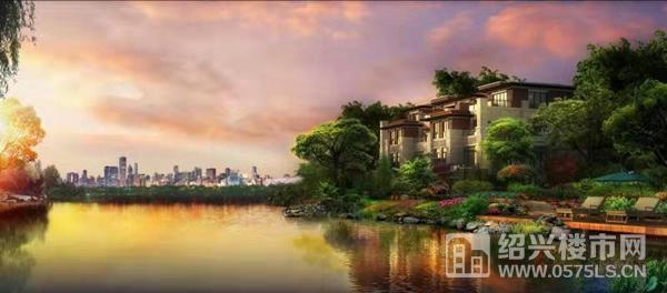 龍湖·原著效果圖