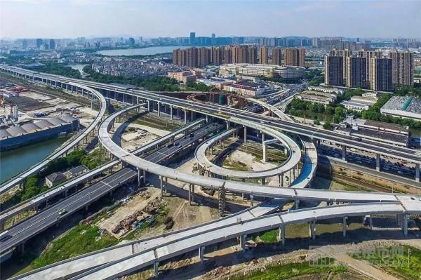 104國道鏡水路互通(圖源:網絡)