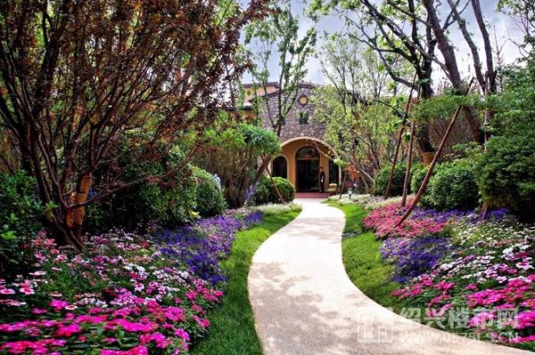 龍湖五維園林景觀