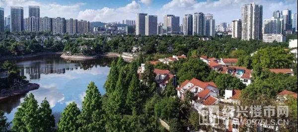 重庆龙湖南苑实景图