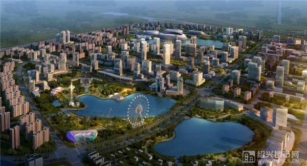 ▲滨海新区规划效果图(图源:网络)