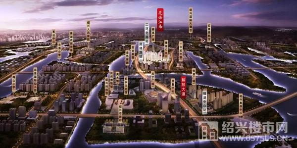 中国铁建花语江南区位图