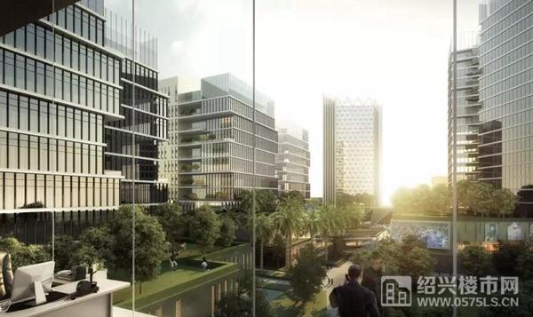 ◎图为科技之城规划示意图