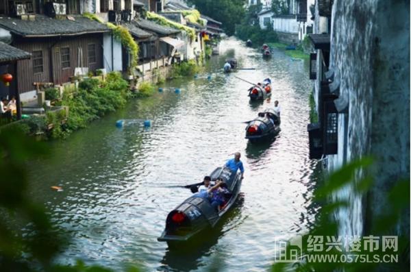 ▲绍兴老城实景 | 来源网络