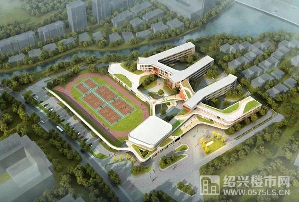 ▲新鲁迅小学规划图(在建中)