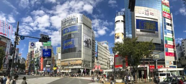 东京涩谷(图源网络)