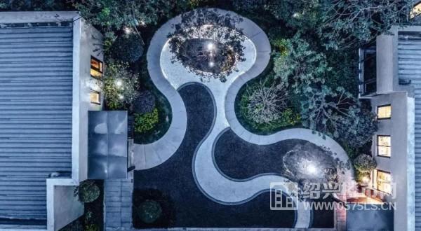 尚贤府园林实景图