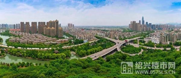 图 绍兴城市实拍
