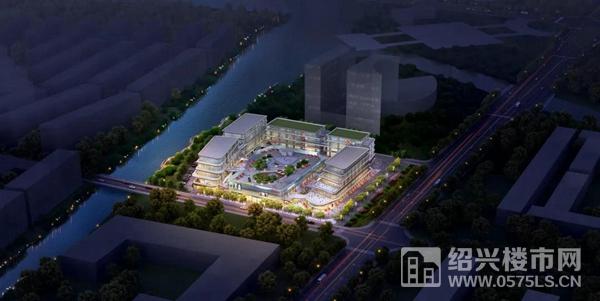 图 |滨河mall效果图