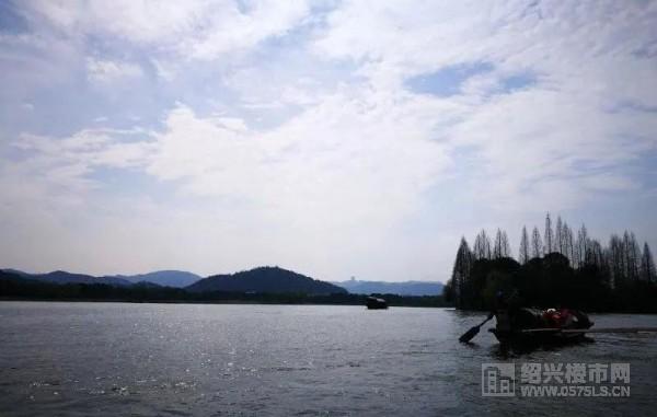 △鉴湖风光(图源网络)
