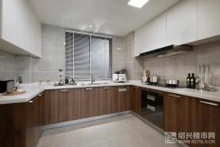样板房建面约147�O:厨房